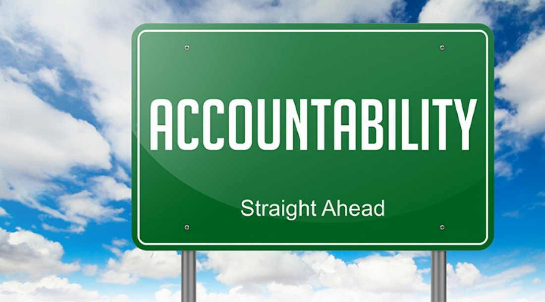 Accountability: A Good Word