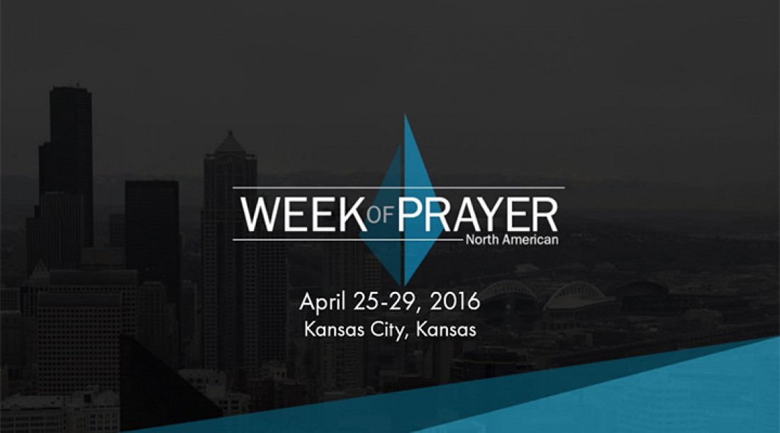 North America Week of Prayer