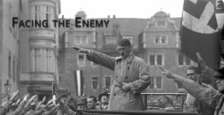Facing the Enemy