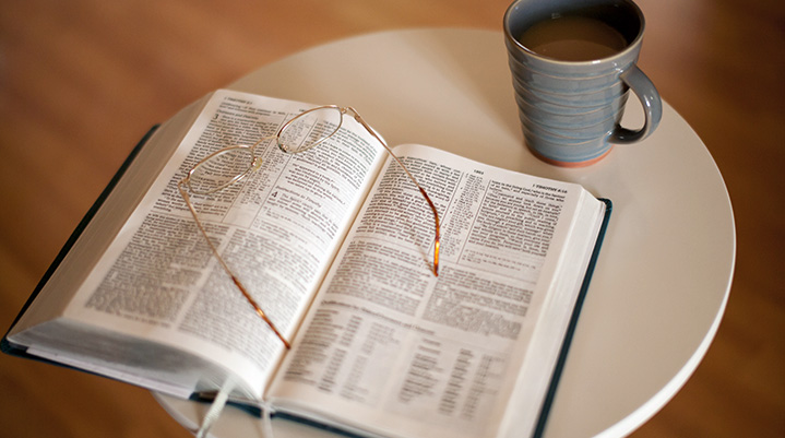 Why We Need New Eyes to See the Word of God