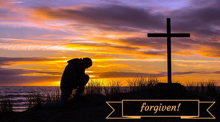 Forgiven! Letting God Forgive Us