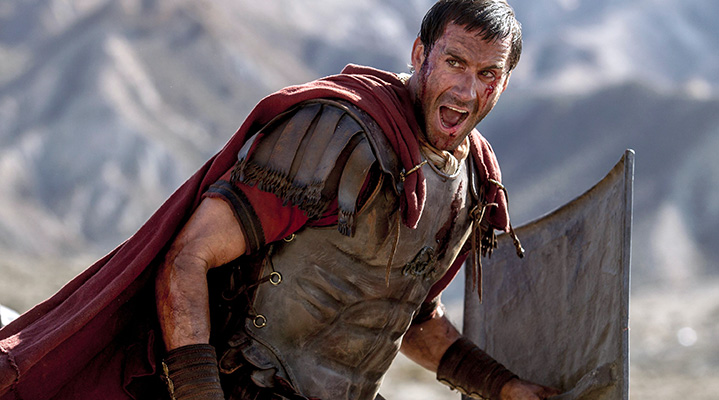 Movie Review:  Risen