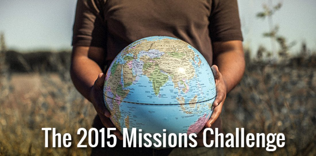 The 2015 Missions Challenge