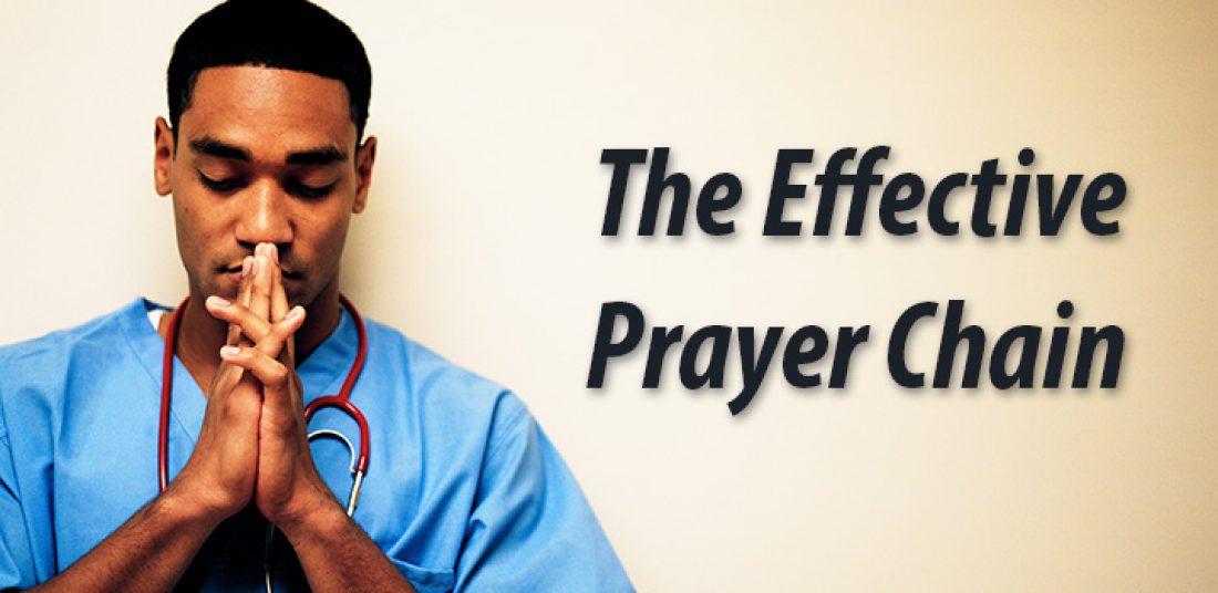 The Effective Prayer Chain