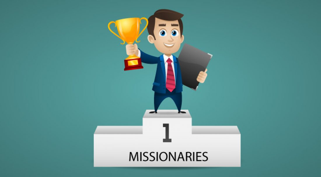Missionaries on a Pedestal