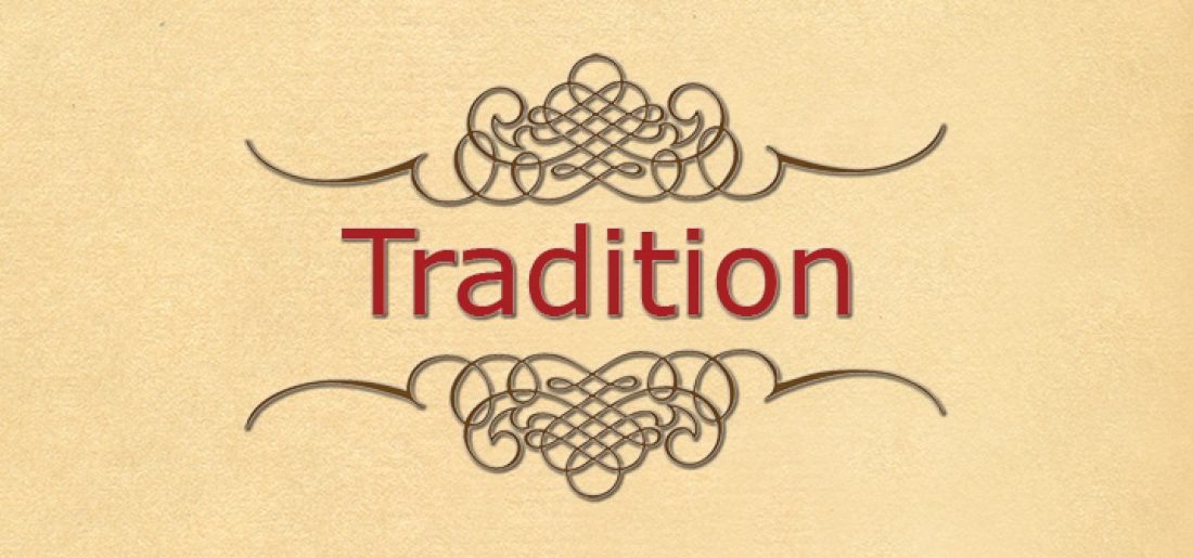 How Do We Handle Traditions and Customs?